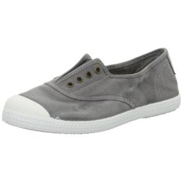 Natural World Eco Sneaker Low grau