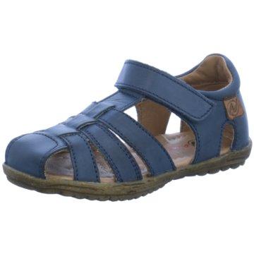 Naturino Offene Schuhe blau