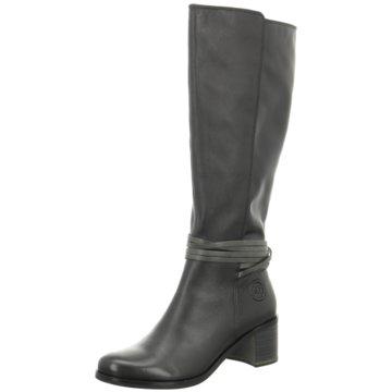 Marco Tozzi Klassischer Stiefel schwarz