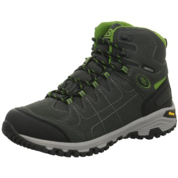 EB Outdoor SchuhMount Shasta High grau