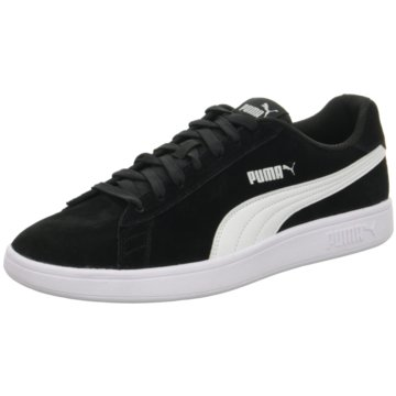 Puma Sneaker Low SMASH V2 - 364989 schwarz