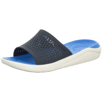 CROCS Badelatsche blau