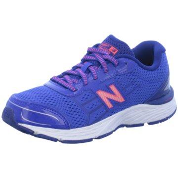 New Balance Laufschuh blau