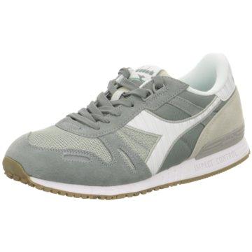 Diadora Sneaker Low grün