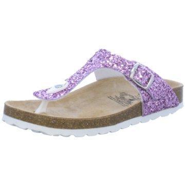 Esca Offene Schuhe lila