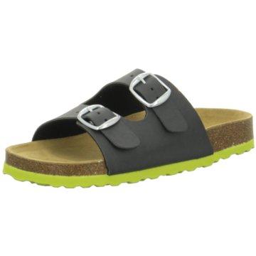BIO POINT Offene Schuhe grau