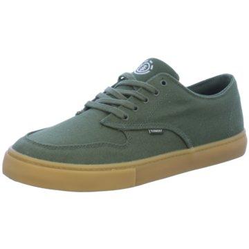 Element Sneaker Low oliv