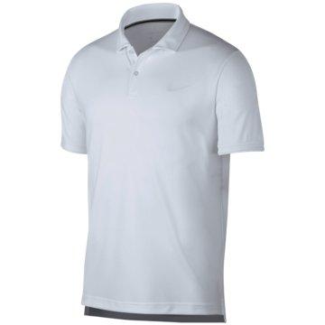 Nike PoloshirtsCOURT DRI-FIT - 939137-100 weiß