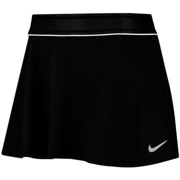 Nike RöckeNikeCourt Dri-FIT Women's Tennis Skirt - 939318-011 schwarz