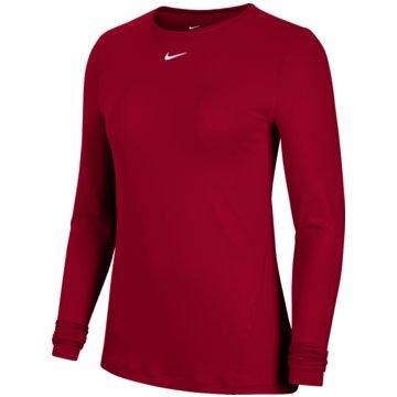 Nike SweatshirtsPRO - AO9949-615 rot