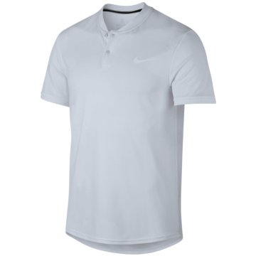 Nike PoloshirtsNIKECOURT DRY MEN'S POLO NIKECOURT - AQ7732 weiß