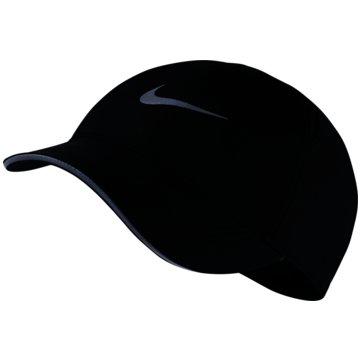 Nike CapsDRI-FIT AEROBILL FEATHERLIGHT - AR2028-010 schwarz