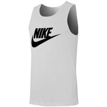 Nike TanktopsNike Sportswear Men's Tank - AR4991-101 weiß