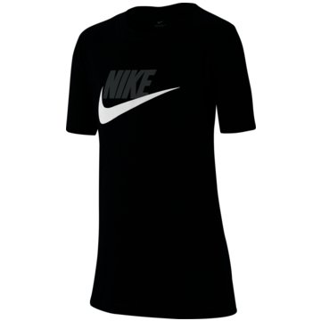 Nike T-ShirtsNike Sportswear Big Kids' Cotton T-Shirt - AR5252-013 -