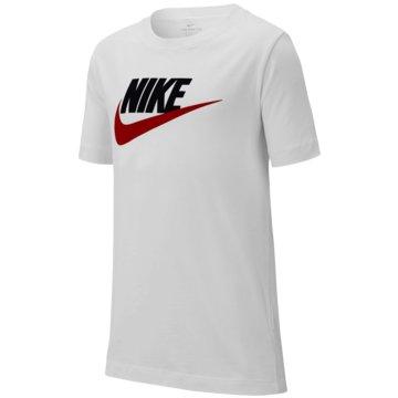 Nike T-ShirtsSPORTSWEAR - AR5252-107 weiß