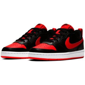 Nike Sneaker LowCOURT BOROUGH LOW 2 - BQ5448-007 schwarz