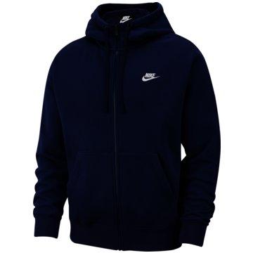 Nike SweatjackenSPORTSWEAR CLUB FLEECE - BV2645-410 -