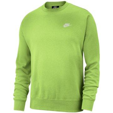 Nike SweatshirtsSPORTSWEAR CLUB FLEECE - BV2662-383 grün
