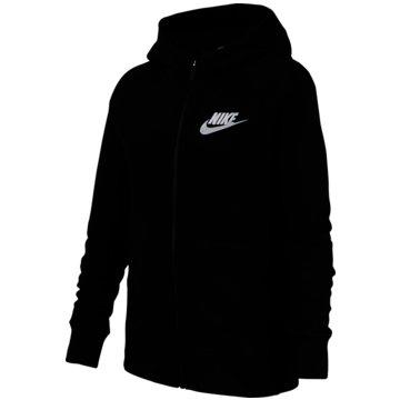 Nike SweatjackenG NSW PE FULL ZIP - BV2712 schwarz