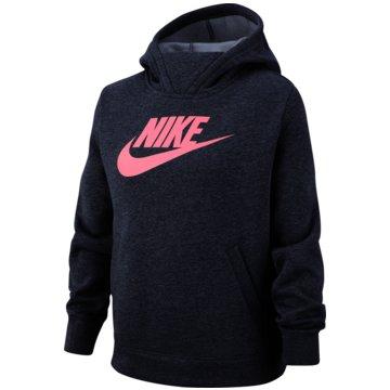 Nike HoodiesNike Sportswear Girls' Pullover Hoodie - BV2717-094 -