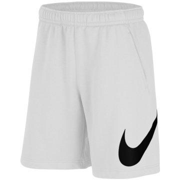 Nike kurze SporthosenSPORTSWEAR CLUB - BV2721-100 weiß