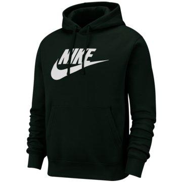 Nike HoodiesSPORTSWEAR CLUB FLEECE - BV2973-337 schwarz