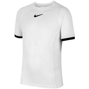 Nike T-ShirtsNIKECOURT DRI-FIT - CD6131-101 weiß
