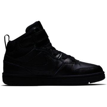 Nike Sneaker LowNike Court Borough Mid 2 - CD7783-001 schwarz
