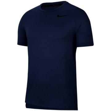 Nike T-ShirtsNike Pro Men's Short-Sleeve Top - CJ4611-469 blau