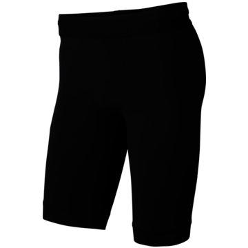 Nike kurze SporthosenYOGA DRI-FIT - CJ8018-010 schwarz
