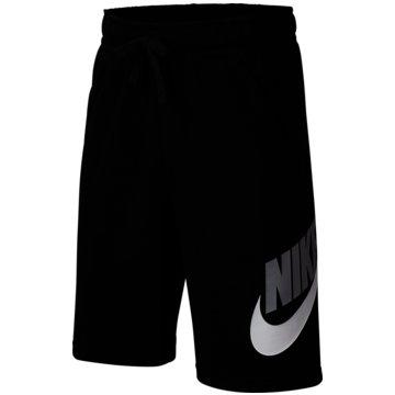 Nike Kurze SporthosenSPORTSWEAR CLUB FLEECE - CK0509-010 schwarz