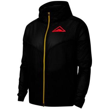 Nike SweatjackenNike Windrunner Men's Hooded Trail Running Jacket - CQ7961-010 -