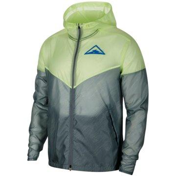 Nike SweatjackenNike Windrunner Men's Hooded Trail Running Jacket - CQ7961-073 -