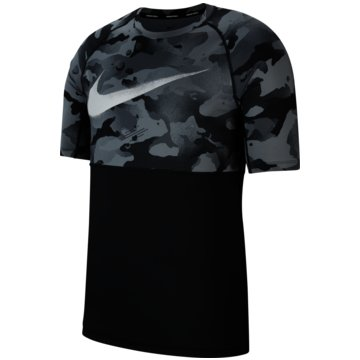 Nike T-ShirtsNike Pro Men's Short-Sleeve Camo Top - CU4093-010 -