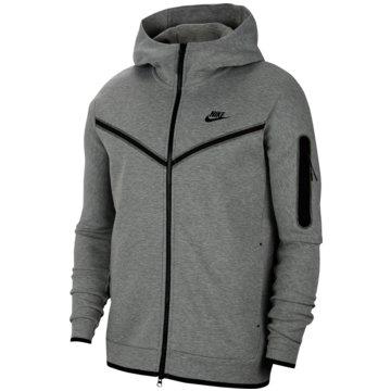 Nike SweatjackenNike Sportswear Tech Fleece Men's Full-Zip Hoodie - CU4489-063 grau