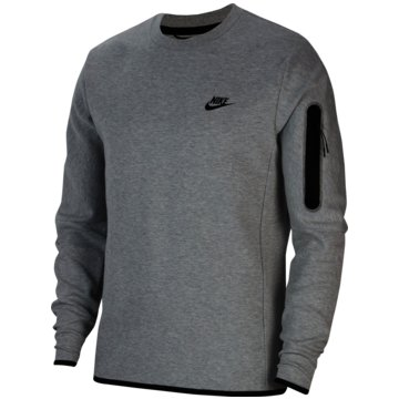 Nike SweatshirtsSPORTSWEAR TECH FLEECE - CU4505-063 grau