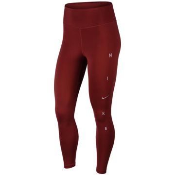 Nike TightsOne Women's 7/8 Graphic Tights - CU5066-614 rot