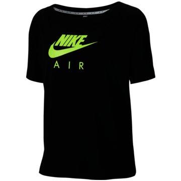 Nike LangarmshirtAIR - CU5558-011 schwarz