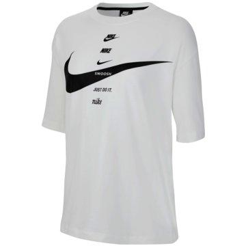 Nike T-ShirtsSPORTSWEAR - CU5682-100 weiß