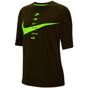 Nike T-ShirtsSPORTSWEAR - CU5682-368 schwarz
