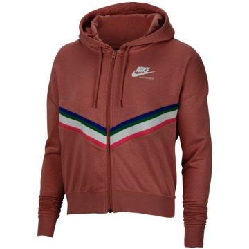 Nike SweatjackenSPORTSWEAR HERITAGE - CU5902-685 rot