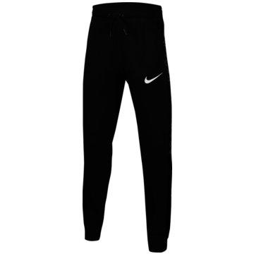 Nike JogginghosenSPORTSWEAR SWOOSH FLEECE - DA0771-010 schwarz
