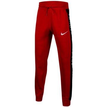 Nike JogginghosenSPORTSWEAR SWOOSH FLEECE - DA0771-657 rot