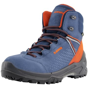 LOWA Wander- & BergschuhLEDRO GTX MID JUNIOR - 350108 blau