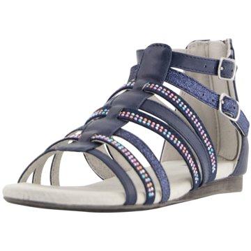Bullboxer Offene Schuhe blau
