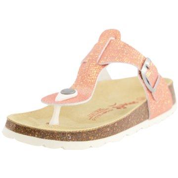 Legero Offene Schuhe rosa