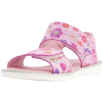 Däumling Sandale pink