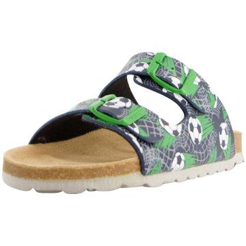 Richter Offene Schuhe grün