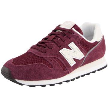 New Balance Sneaker LowWL373 B rot