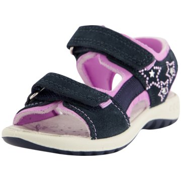 Imac Offene Schuhe schwarz